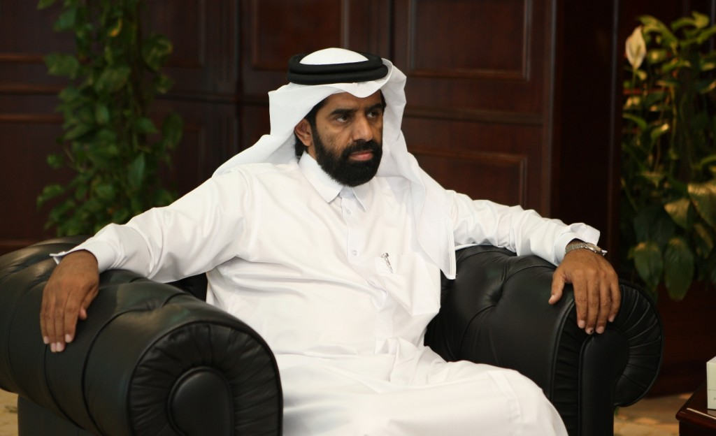 Dr Saleh bin Mohammed Al-Nabit, Minister of Development Planning and Statistics
