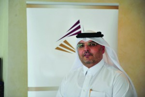 Saad Ahmed Al Muhannadi, CEO of Qatar Rail
