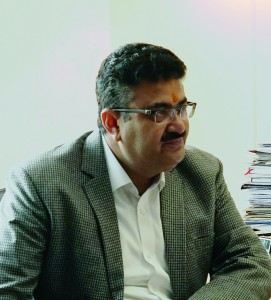 UP Industrial Expressway Development Authority's CEO, Navneet Sehgal