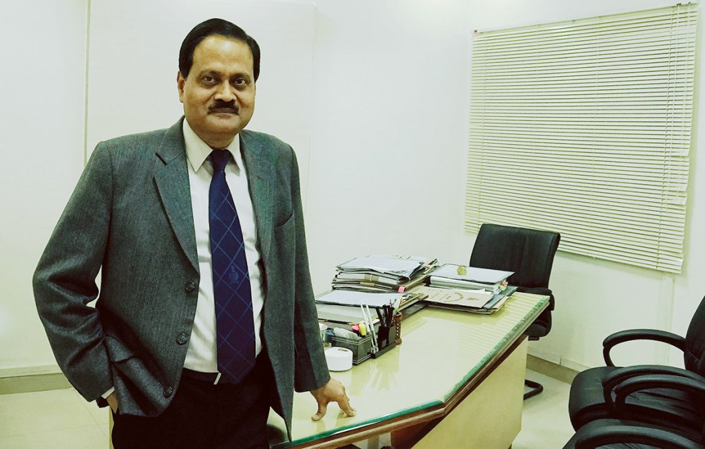 Hitesh Awasthi, Additional Director General of crime